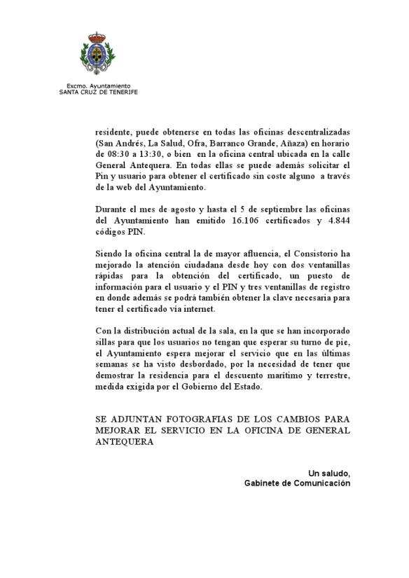 Oficina La Limpia Un Poco Con El Ayuntamiento Antequera General De shCQdtr