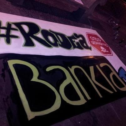 Rodea Bankia/Facebook de Plataforma de Afectados de las Hipotecas