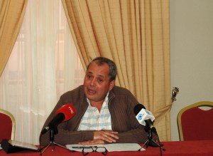 Julio Blas Padrón, presidente de la plataforma e defensa de las buenas prácticas en psicología forense